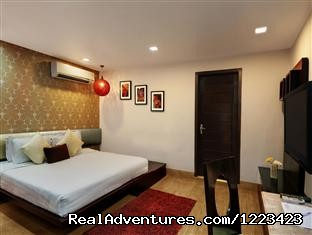 Guest Room - Romantic Boutique Hotel With Modern Luxuries