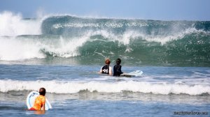 Surf Simply's Luxury Surf Coaching Resort Guanacaste, Costa Rica Surfing