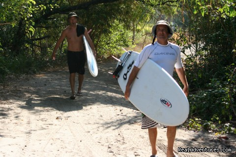 - Surf Simply's Luxury Surf Coaching Resort