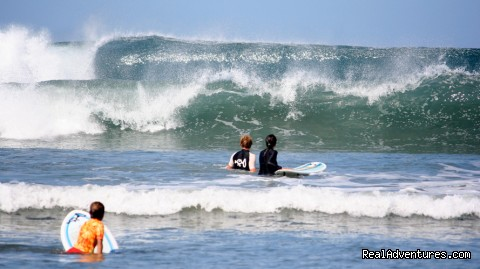 Surf Simply's Luxury Surf Coaching Resort