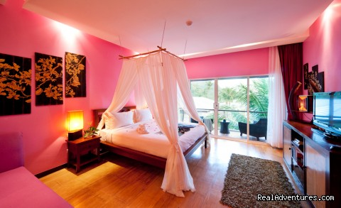 Sea view apartment  -  romantic getaways at Elements boutique resort