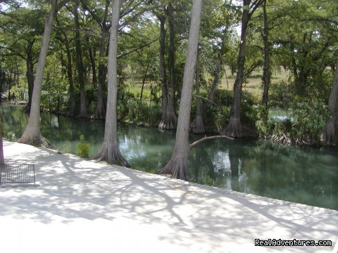 Guadalupe River Access - Jack's Penthouse & Moon River at Waterwheel Condos
