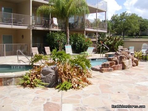 Jack's Penthouse & Moon River at Waterwheel Condos New Braunfels, Texas Vacation Rentals