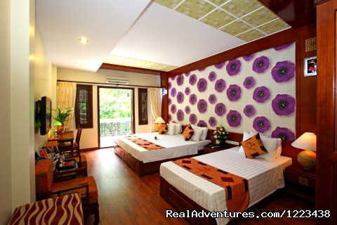 - Hanoi Asia Palace Hote great Location