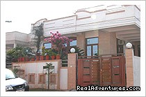 Front view - Pink City Home Stay