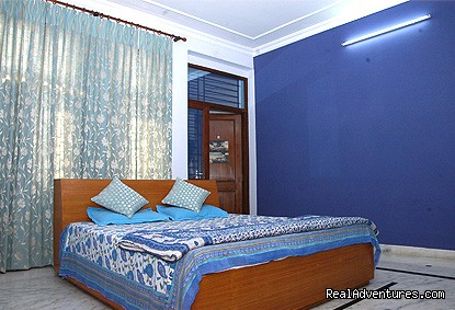 Double room - Pink City Home Stay
