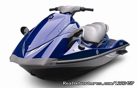 2009& 2010 Yamaha Vx 110 (#2 of 6) - Jetski Rental $150 All Day