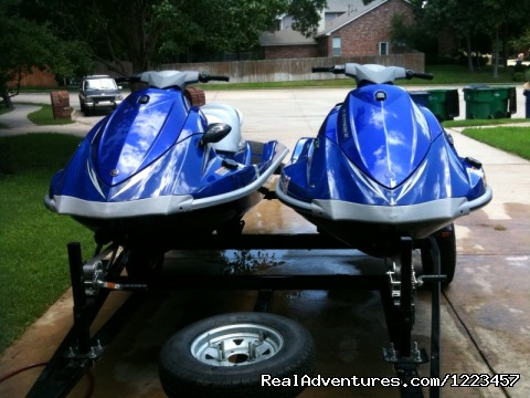 single or Double  (#4 of 6) - Jetski Rental $150 All Day