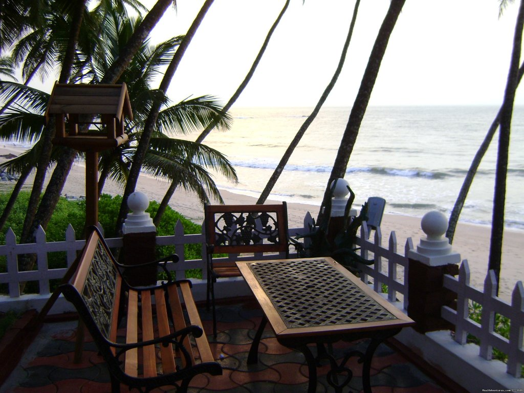 Another view of the sea from Ocean Hues | Image #14/20 | Ocean Hues Beach House - Seaside Holiday in Kerala
