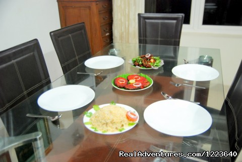 Some of the delicacies served at our kitchen - Ocean Hues Beach House - Seaside Holiday in Kerala