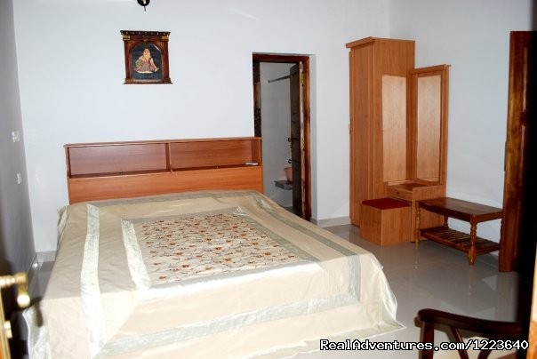 Another bedroom - Ocean Hues Beach House - Seaside Holiday in Kerala