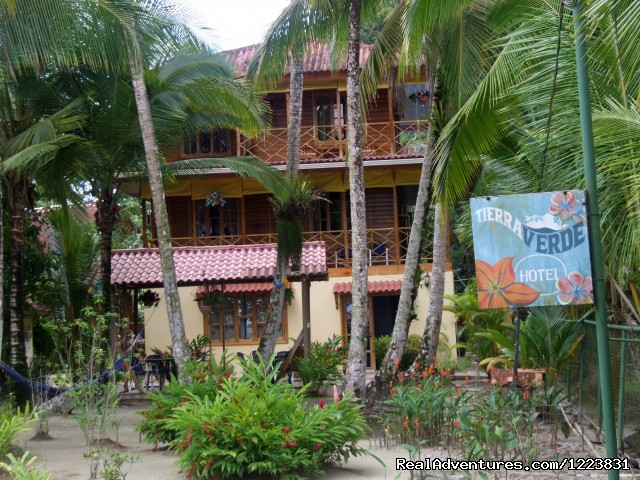 Charming hotel located on a carribean island Charming Hotel Located On Carribean Island