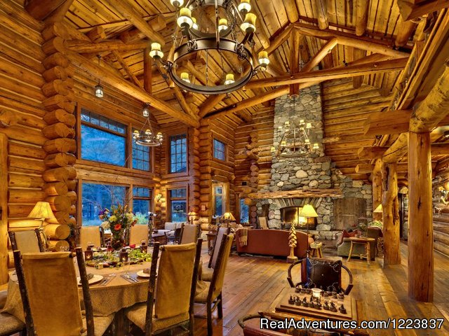 - A Different Kind of Luxury Vacation...