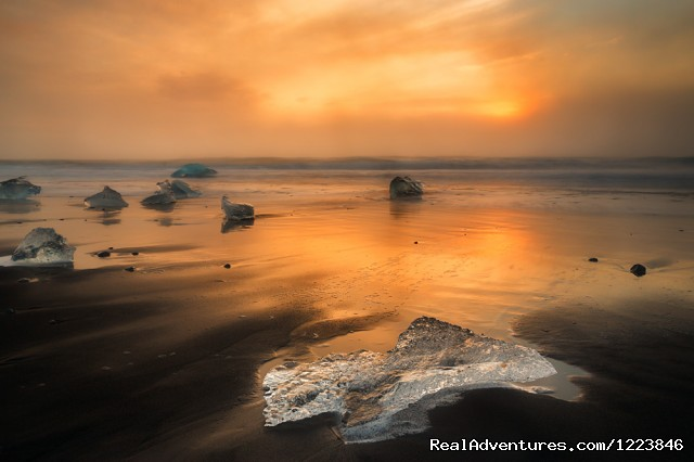 Peach Slice - Photography Tours in Iceland