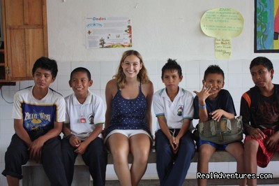 Volunteering - Learn Spanish & Volunteer in Amazonas - Colombia