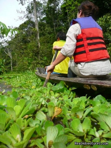 Kayaking - Learn Spanish & Volunteer in Amazonas - Colombia