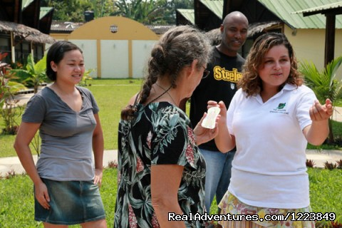 Students & teacher - Learn Spanish & Volunteer in Amazonas - Colombia
