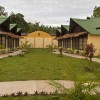 Bungalows at the college