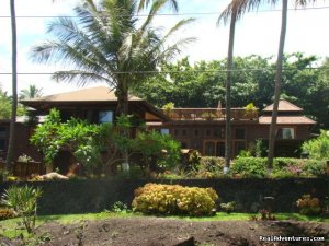 The Bali Cottage at Kehena Beach Pahoa, Hawaii Vacation Rentals