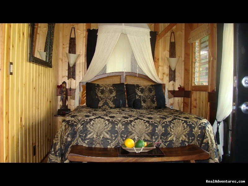 The Bali Cottage at Kehena Beach Queen Bed | Image #8/14 | The Bali Cottage at Kehena Beach