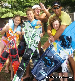 - Wakeboard & Waterski School Florida