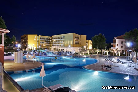 Hotels in Istria at night (#2 of 26) - Bike Adventures Hauptfeld Croatia