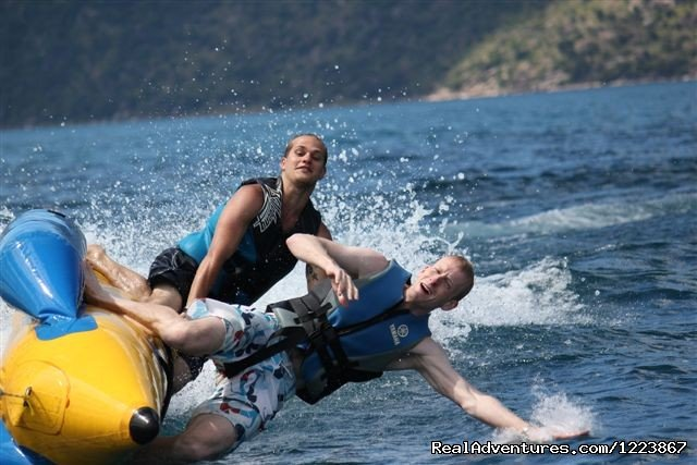 Water sports, Lake Malawi | Image #9/23 | Malawian Style - Safari, Mountain, Lake Adventures