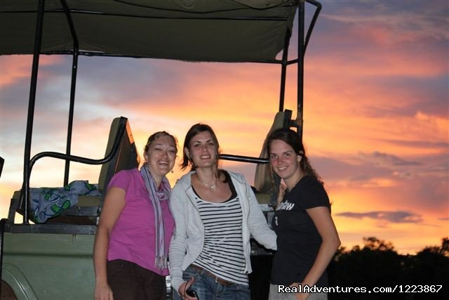 Sunset - South Luangwa | Image #22/23 | Malawian Style - Safari, Mountain, Lake Adventures