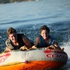 Boys tubing, Lake Malawi