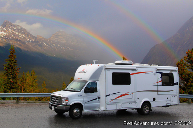Super Van Conversion (SVC) - CanaDream RV Rentals & Sales - Calgary
