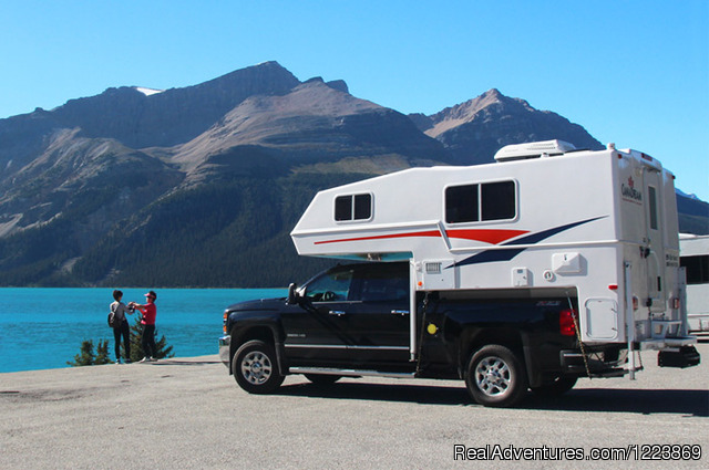 TCA Truck and Camper - CanaDream RV Rentals & Sales - Calgary