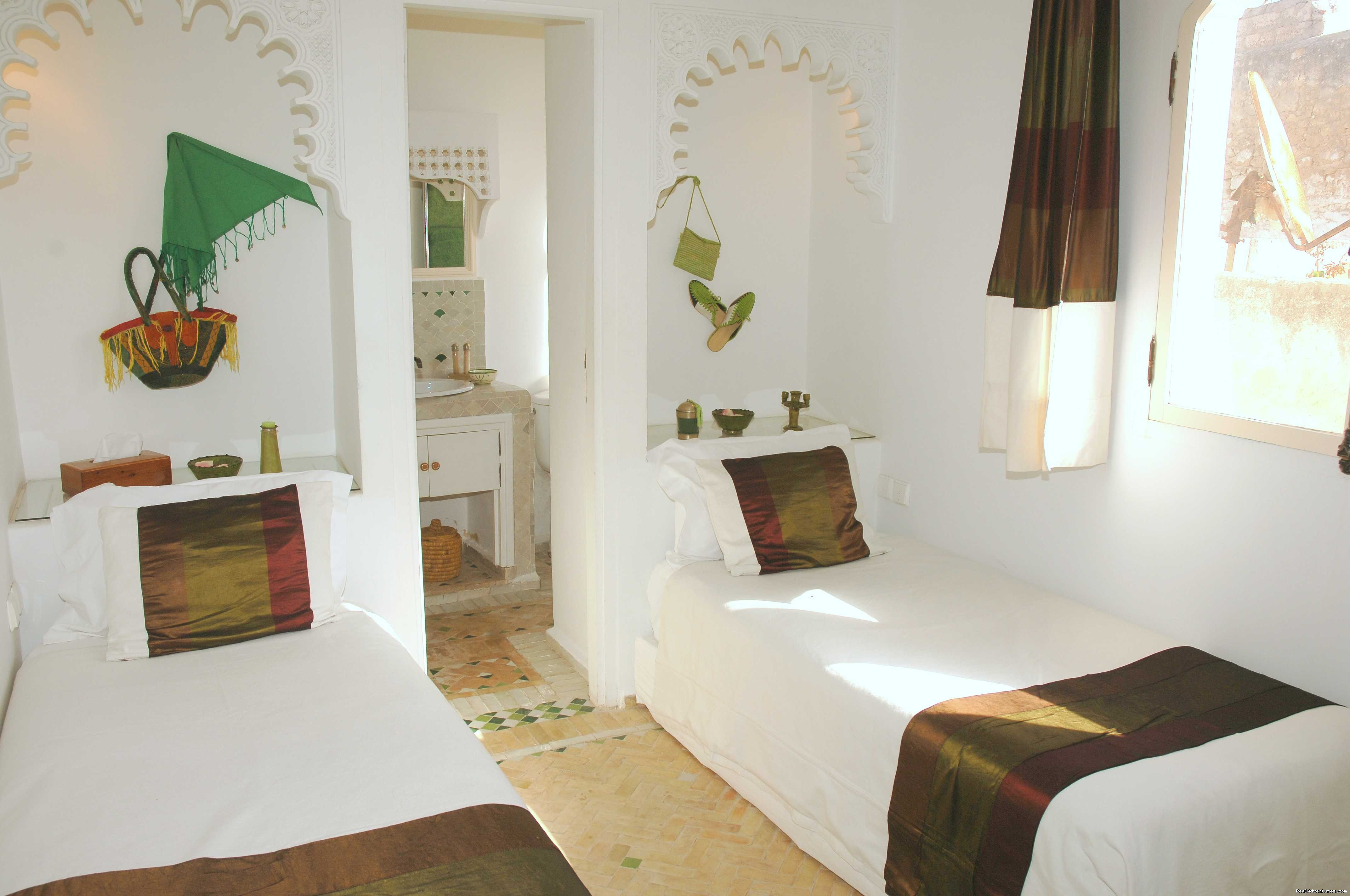 Olivier room | Image #6/12 | Charming Guesthouse in Essaouira