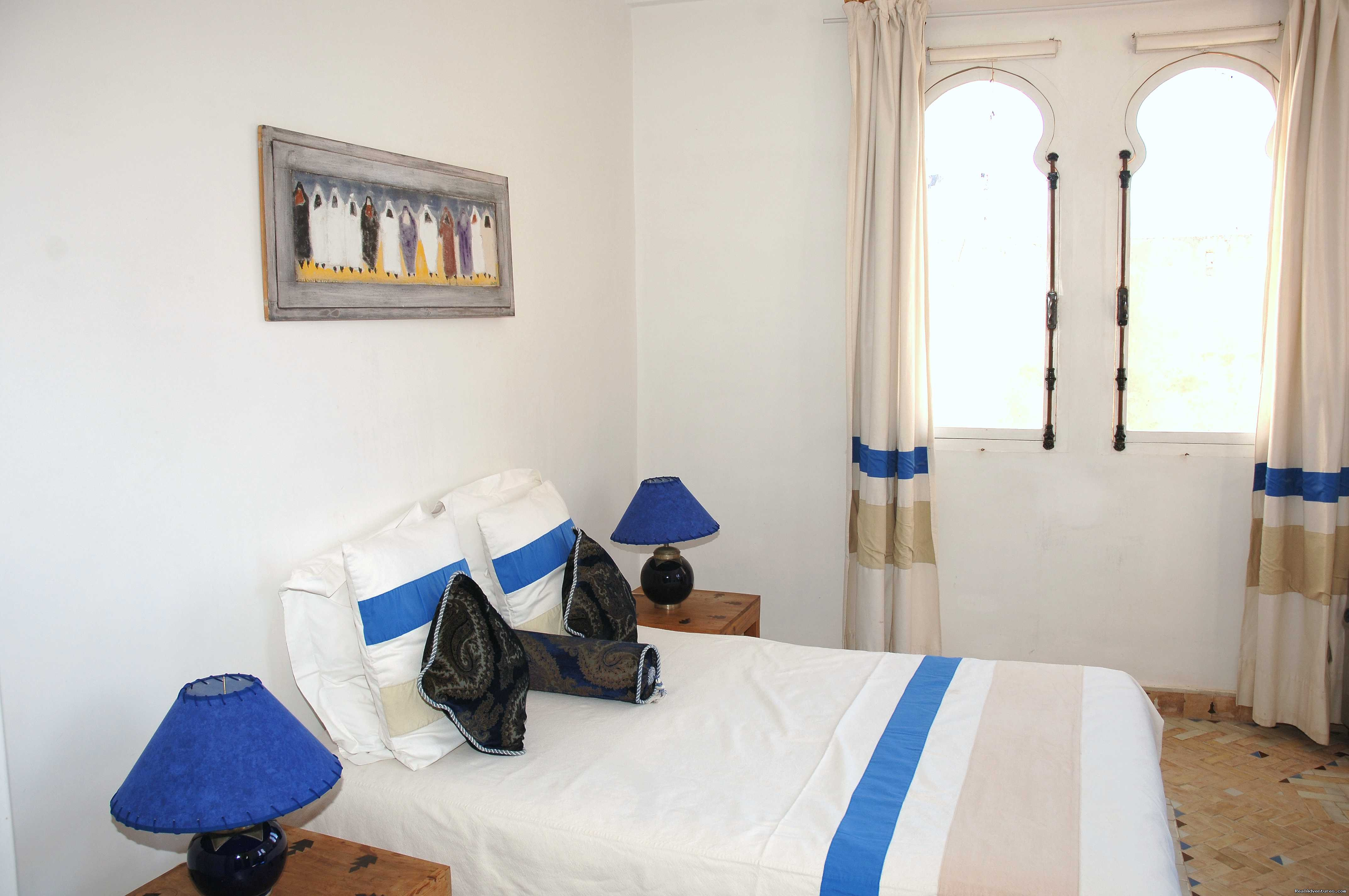 Ciel room | Image #7/12 | Charming Guesthouse in Essaouira