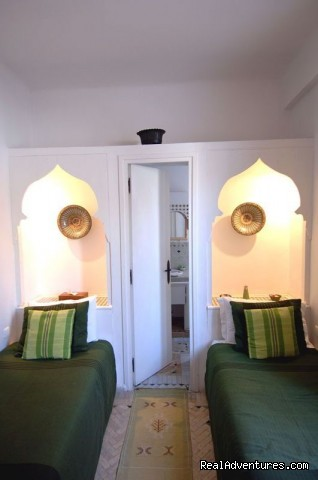 Arganier room - Charming Guesthouse in Essaouira