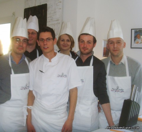 P'tit Chef Academy, Cooking Courses, Normandy