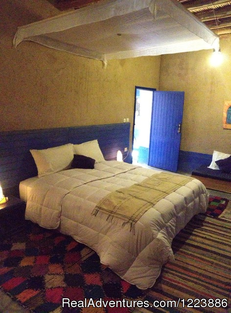 Double room - Chez Youssef Lodge