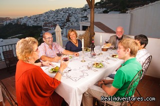 Dinner on Welcome Night - Cooking & Wine Classes in Costa del Sol, Andalucia