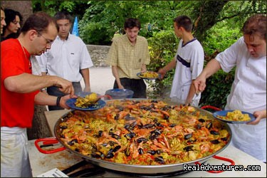 Paella for a crowd! (#7 of 25) - Cooking & Wine Classes in Costa del Sol, Andalucia