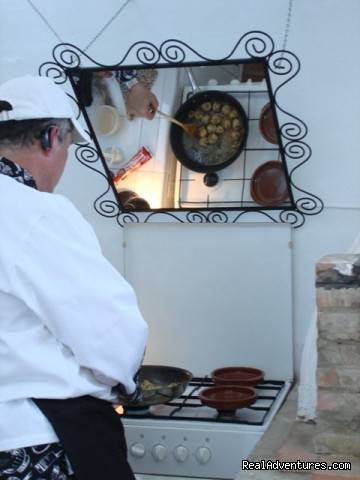 Tapas preparation and demonstration (#10 of 25) - Cooking & Wine Classes in Costa del Sol, Andalucia