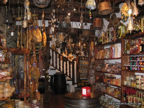 Shops in the Alpujarras - Cooking & Wine Classes in Costa del Sol, Andalucia