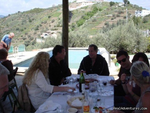 Lunch on the Cortijo - Cooking & Wine Classes in Costa del Sol, Andalucia