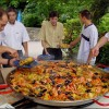 Paella for a crowd!