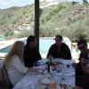 Lunch on the Cortijo