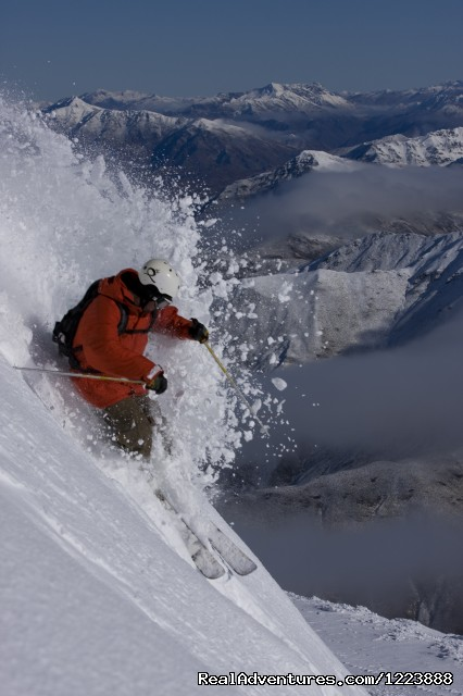 NZ Snow Tours, Powder at Cardrona (#2 of 19) - NZ Snow Tours