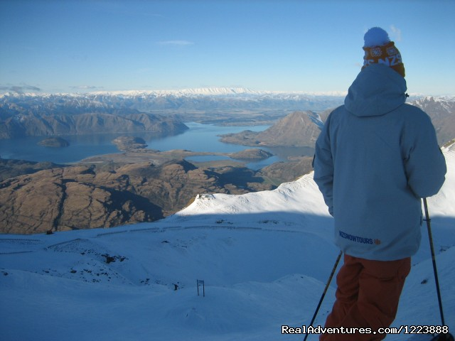 NZ Snow Tours, View from Treble Cone (#4 of 19) - NZ Snow Tours