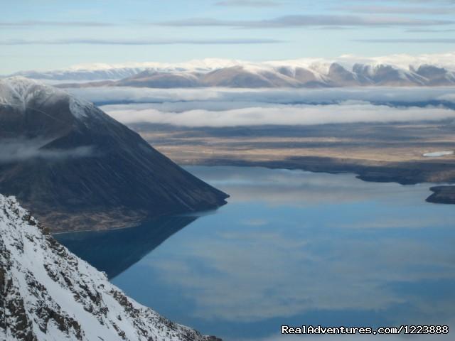 NZ Snow Tours, Lake Ohau (#9 of 19) - NZ Snow Tours