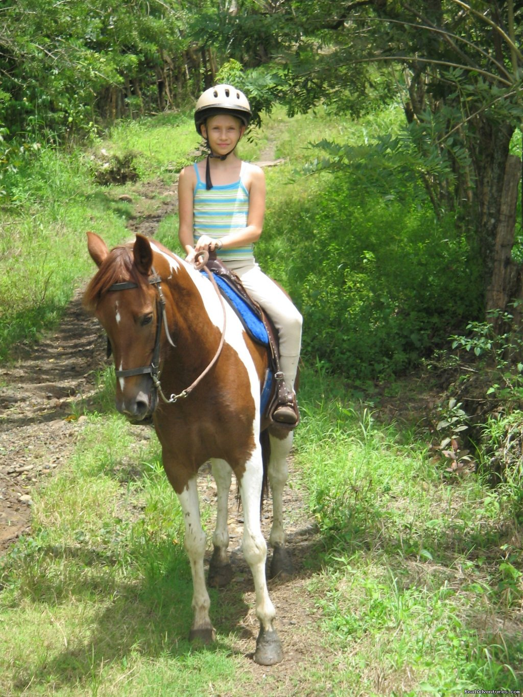 Olivia and Lluvia | Image #4/11 | Adventure Trail Rides for the Experienced Equestri