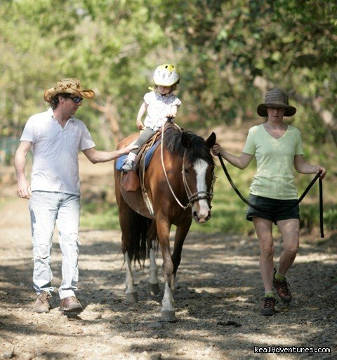 Pony ride.  | Image #9/11 | Adventure Trail Rides for the Experienced Equestri