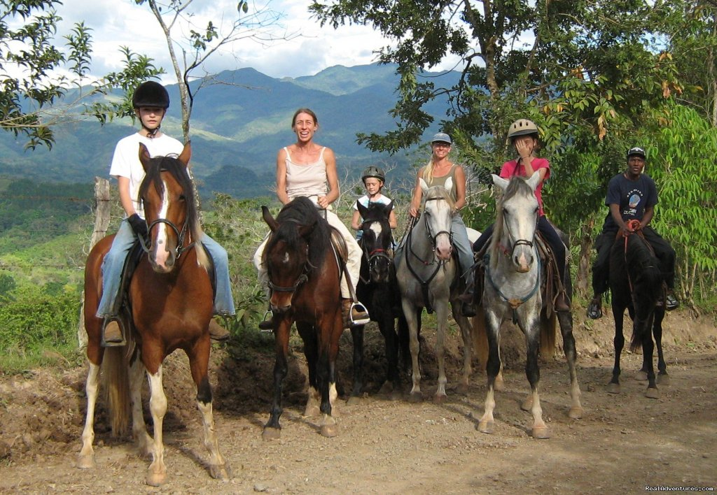 Family Ride | Image #10/11 | Adventure Trail Rides for the Experienced Equestri