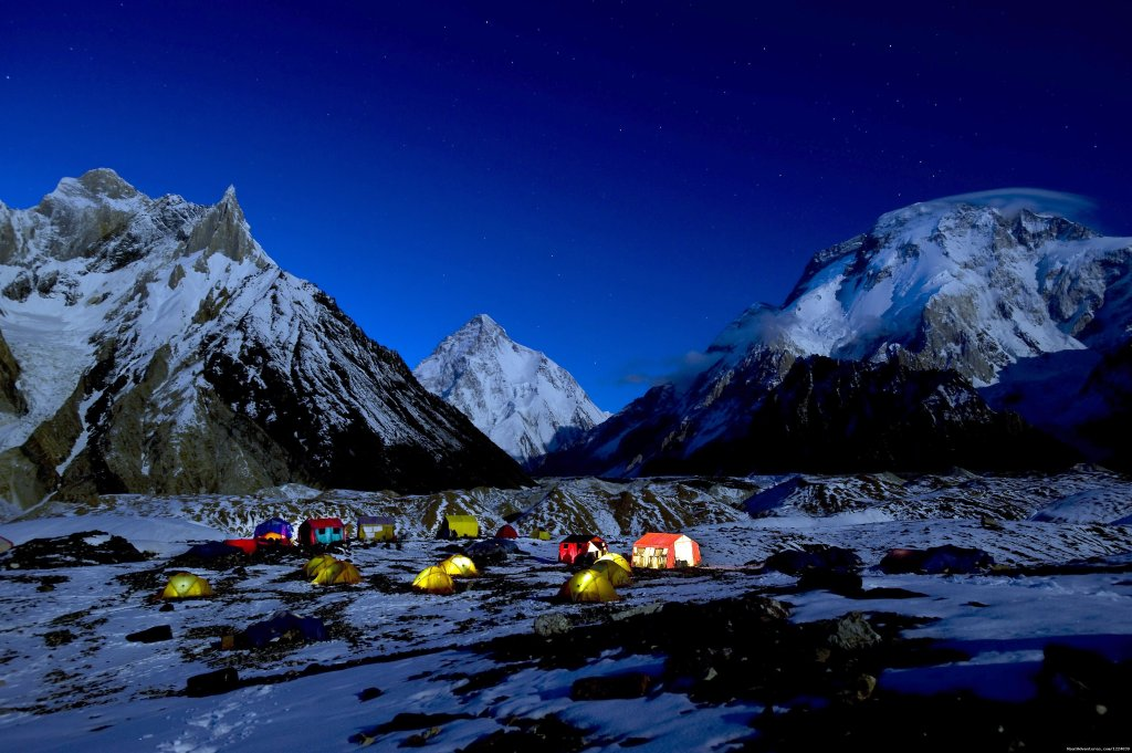 K2 BC | Image #6/7 | K2 Base Camp Gondogoro-La Trek